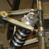 Custom oval tubular control arms