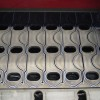 CNC plasma cut flanges