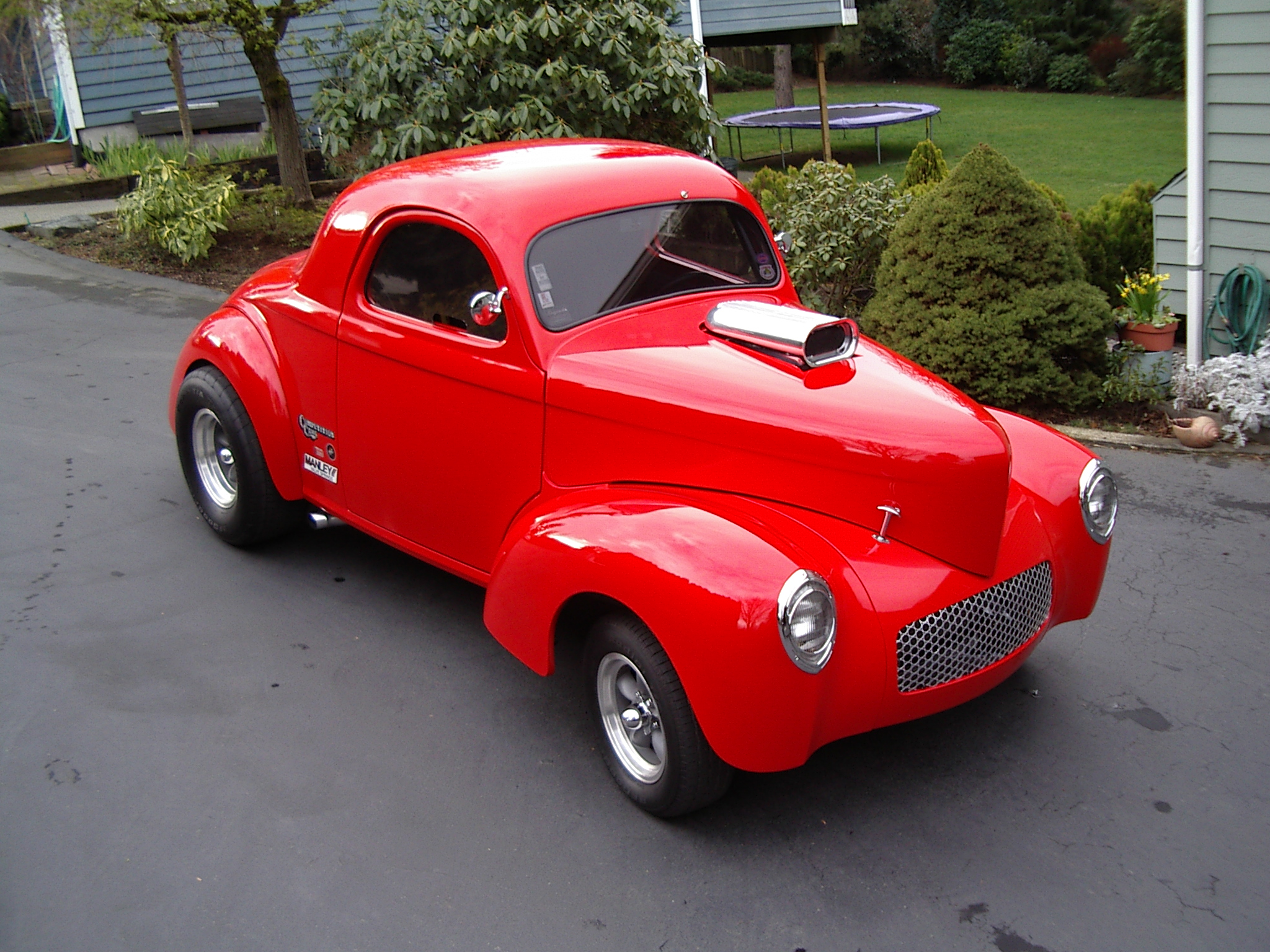 1941 Willys Project Cars For Sale