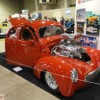 Cliff's Willys at the Gear Vendors Overdrive booth